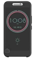 Etui HTC Klik AC C100 Czarno-Niebieskie do HTC 10 / HTC 10 Lifestyle
