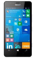 Microsoft Lumia 950 Dual SIM LTE Czarna 32GB + Karta pamięci 16GB
