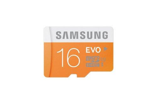 Karta pamięci Samsung MicroSDHC EVO 16GB class 10 + adapter MB-MP16DA/EU