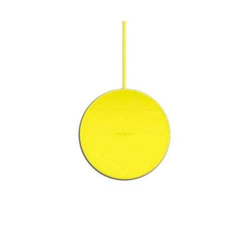 Ładowarka bezprzewodowa USB Nokia DT-601 Żółta (standard Qi)