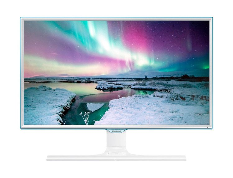 "Monitor Samsung 27"" LED S27E370DS"