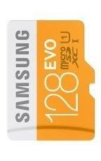 Karta pamięci Samsung MicroSDXC EVO 128GB class 10 + adapter MB-MP128DA/EU