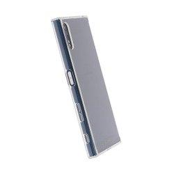 Krusell Etui Kivik Transparent do Sony Xperia XZ / XZs
