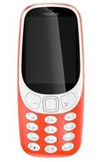 NOKIA 3310 Single SIM Czerwona