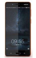 NOKIA 8 Dual SIM Miedziana 64GB