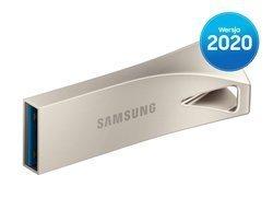 Pendrive Samsung USB 3.1 BAR Plus Silver 32GB (MUF-32BE3/APC)