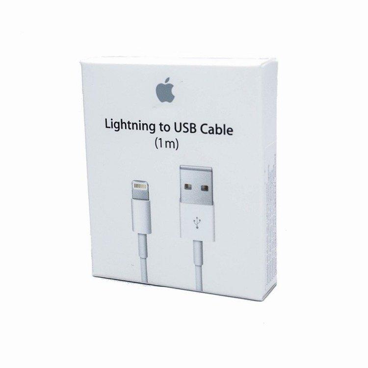 Apple Oryginalny Kabel USB Apple Lightning 1m (MD818ZM/A)