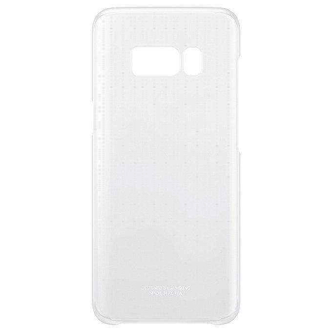 Etui Clear Cover do Galaxy S8+ Transparentne (EF-QG955CSEGWW)