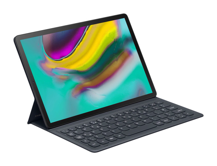 Etui Samsung Book Cover Keyboard do Galaxy Tab S5e (EJ-FT720UBEGWW)