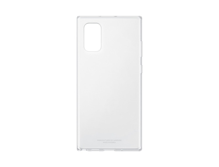 Etui Samsung CLEAR Cover Transparent do Galaxy Note 10+ (EF-QN975TTEGWW)