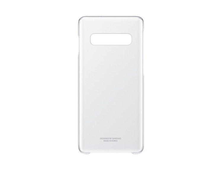 Etui Samsung CLEAR Cover Transparent do Galaxy S10 (EF-QG973CTEGWW)