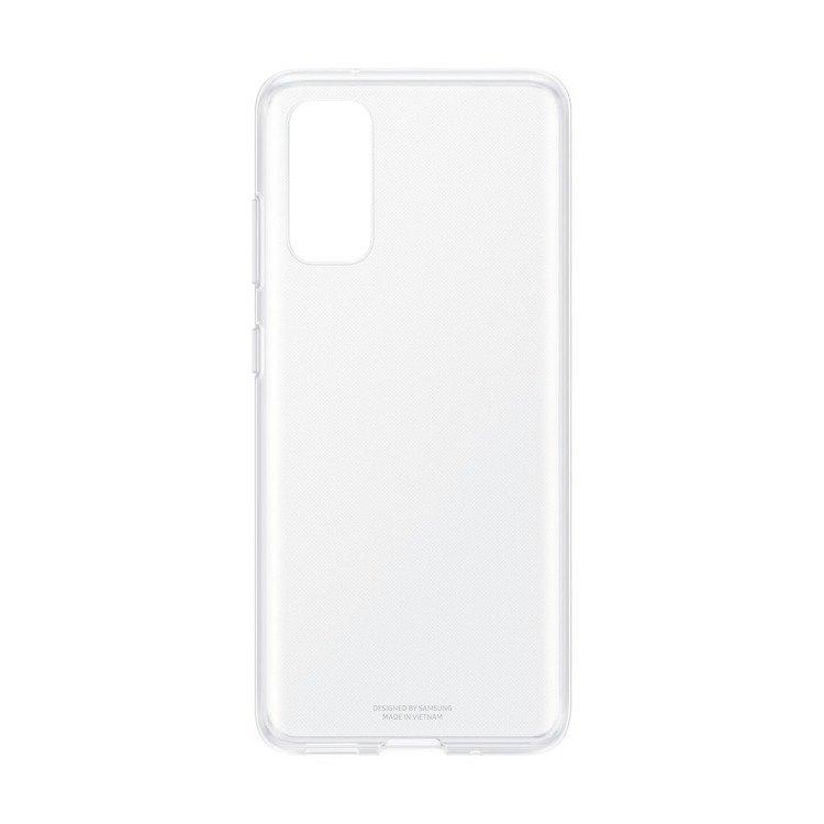 Etui Samsung CLEAR Cover Transparent do Galaxy S20 (EF-QG980TTEGEU)