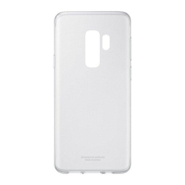 Etui Samsung Clear Cover do Galaxy S9+ Przezroczyste