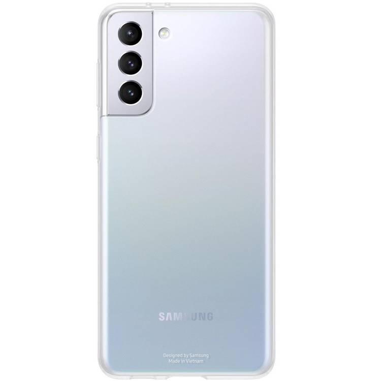 Etui Samsung Hard Clear Cover Transparent do Galaxy S21+ (EF-QG996TTEGWW)