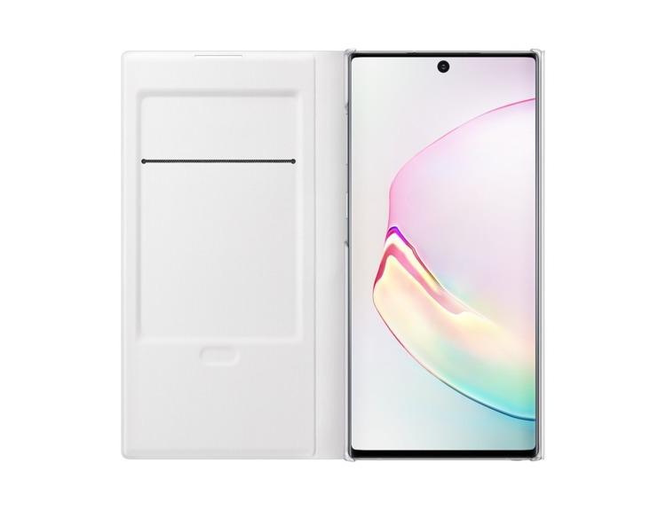 Etui Samsung LED View Cover Biały do Galaxy Note 10 (EF-NN970PWEGWW)