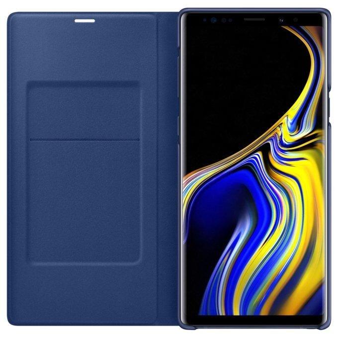 Etui Samsung LED View Cover do Galaxy Note 9 Niebieskie (EF-NN960PLEGWW)