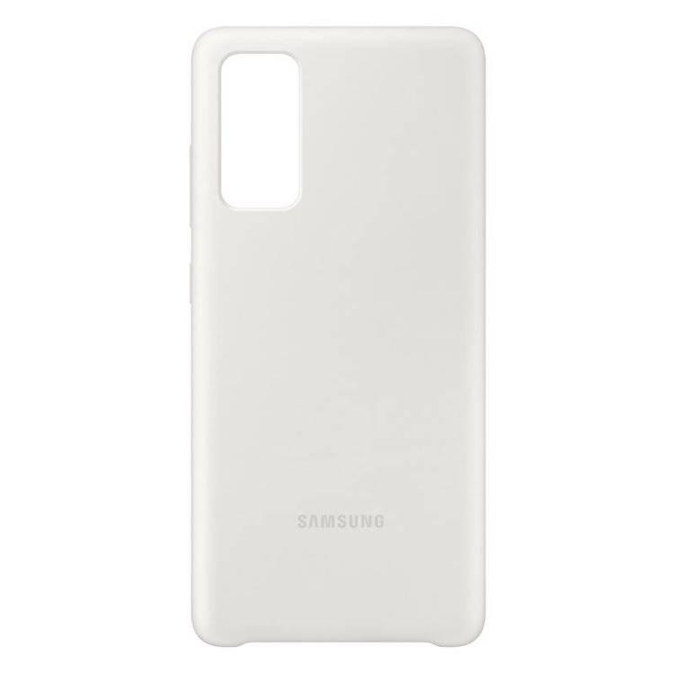Etui Samsung Silicone Cover Biały do Galaxy S20 FE / S20 FE 5G (EF-PG780TWEGEU)