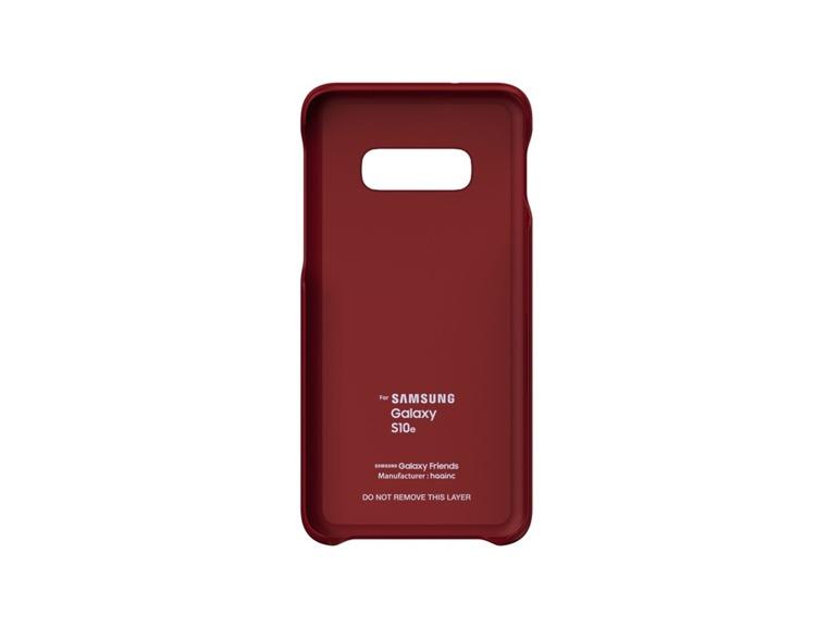 Etui Samsung Smart Cover Iron Man do Galaxy S10e (GP-G970HIFGHWB)