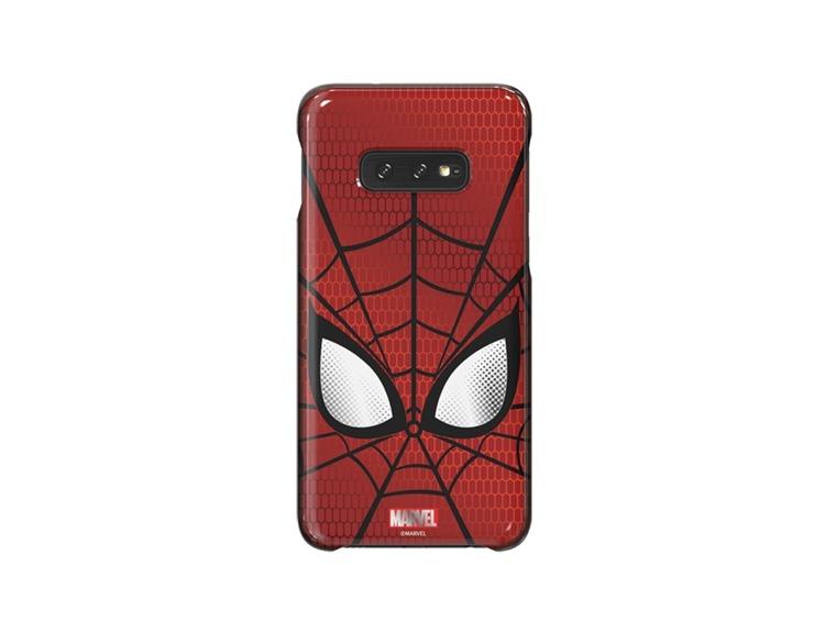Etui Samsung Smart Cover Spiderman do Galaxy S10e (GP-G970HIFGHWD)