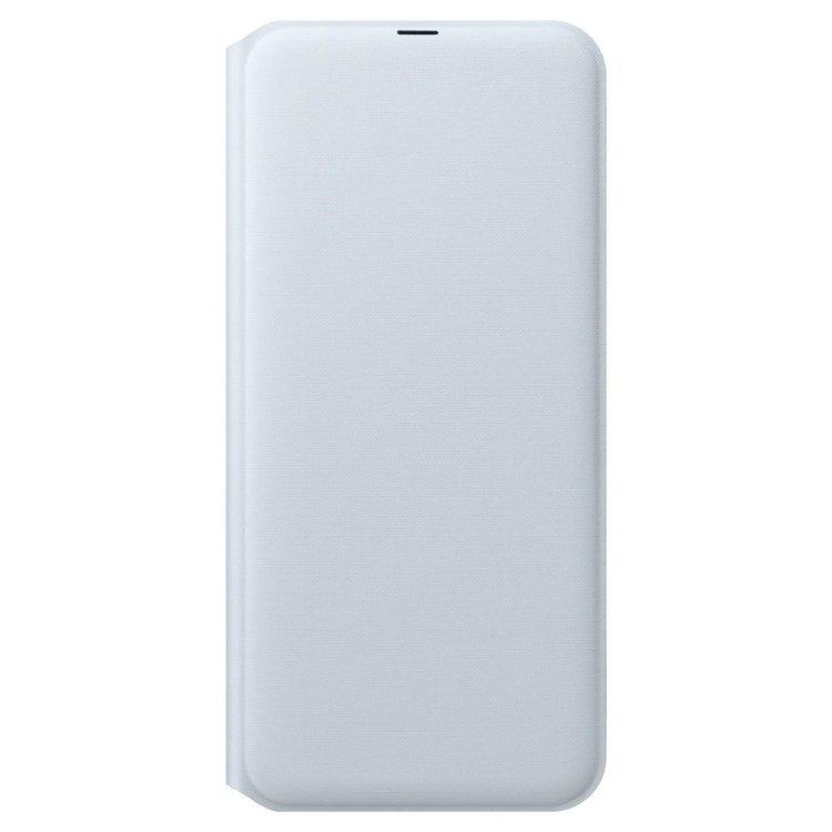 Etui Samsung Wallet Cover Białe do Galaxy A50 (EF-WA505PWEGWW)