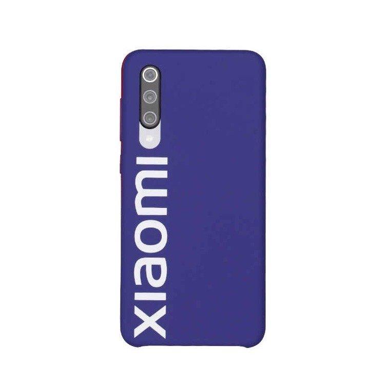 Etui oryginalne Xiaomi Street Style Hard Case Fioletowe do Xiaomi Mi 9 SE /OUTLET