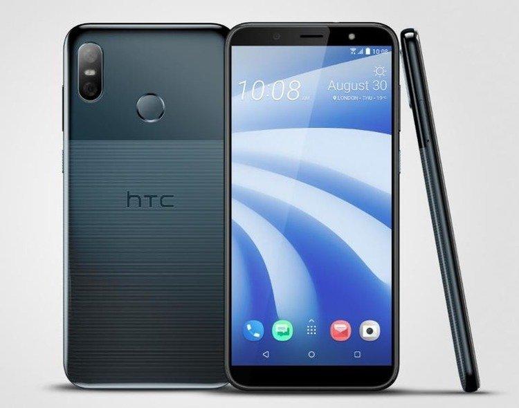HTC U12 Life Niebieski (Moonlight Blue) 4/64GB