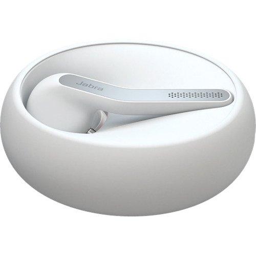 Jabra ECLIPSE Biała słuchawka BT mono + Pokrowiec ładujący
