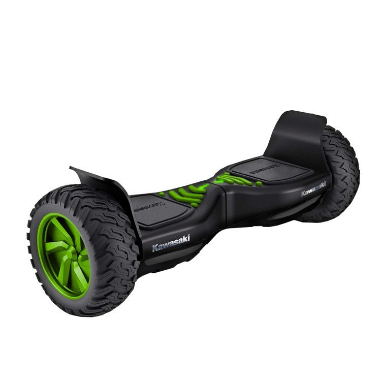 Jeździk elektryczny Kawasaki Balance Scooter KX-CROSS8.5A | OUTLET (D2)