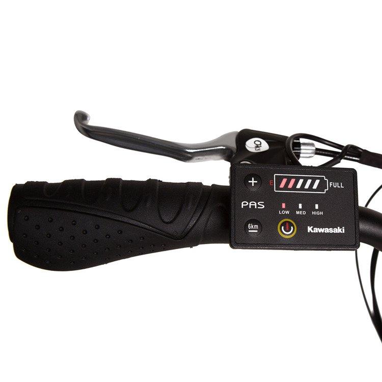 Kawasaki Rower Elektryczny Trekking Lady KX-E-TREKLADY51