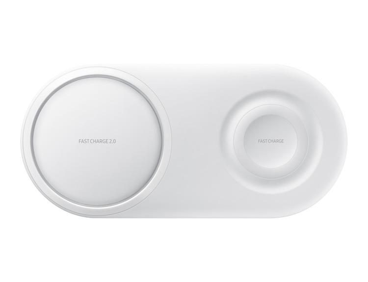 Ładowarka Samsung Wireless Charger Duo Pad Biała (EP-P5200TWEGWW)