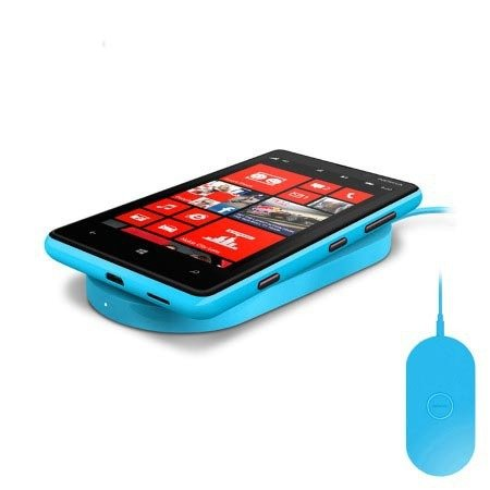 Ładowarka bezprzewodowa Nokia DT-900 Niebieska Qi