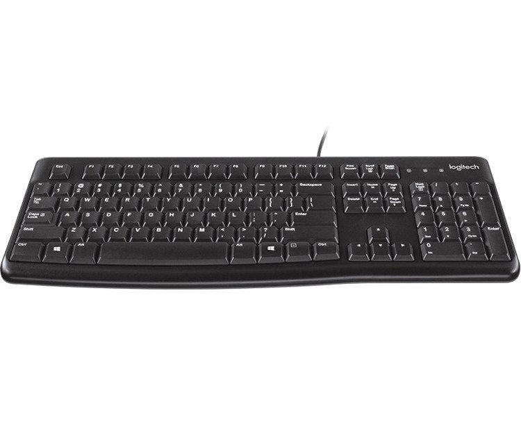 Logitech MK120 - Zestaw przewodowy klawiatura i mysz