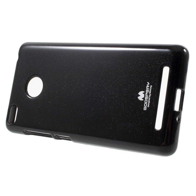 Mercury Jelly Case Xiaomi Redmi 3 / 3S / 3 PRO czarny