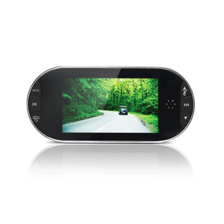 Motorola MDC100 Czarny Samochodowy Wideorejestrator Full HD 1080p