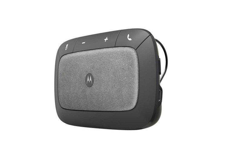 Motorola Sonic Rider Czarny Zestaw Głośnomówiący BT