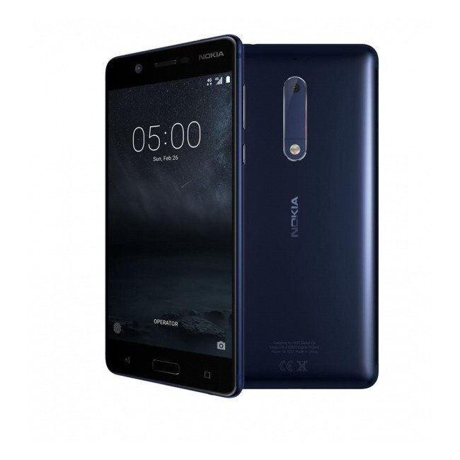 NOKIA 5 Single SIM Granatowa 2/16GB LTE