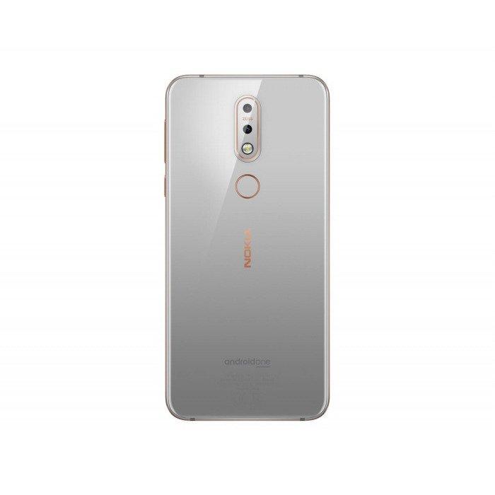 NOKIA 7.1 Srebrna Dual SIM 3/32GB