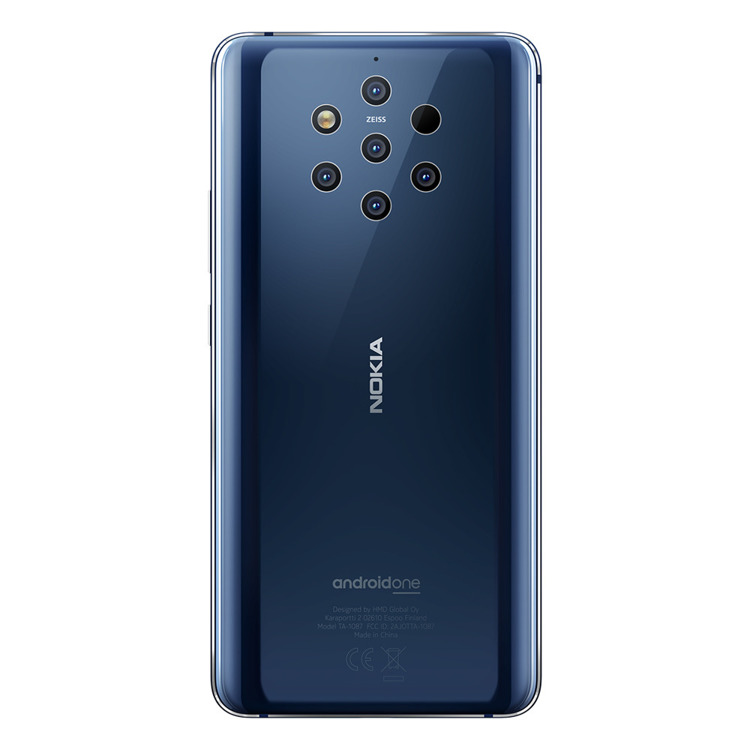 NOKIA 9 PureView Granatowa Dual SIM 6/128GB