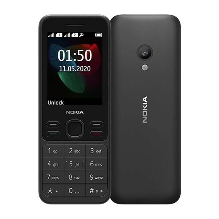 Nokia 150 (2020) Dual Sim Czarna