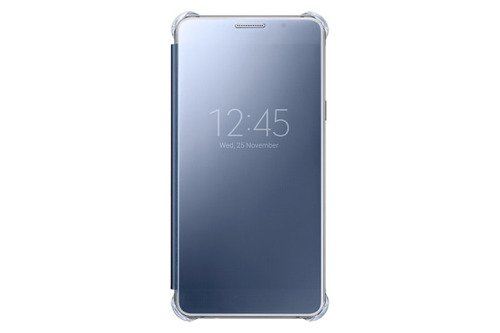 Samsung Etui Clear View Cover Czarne do Galaxy A5 (2016) EF-ZA510CBEGWW