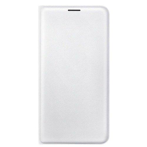 Samsung Etui Flip Wallet Białe do Galaxy J7 (2016) (EF-WJ710PWEGWW)