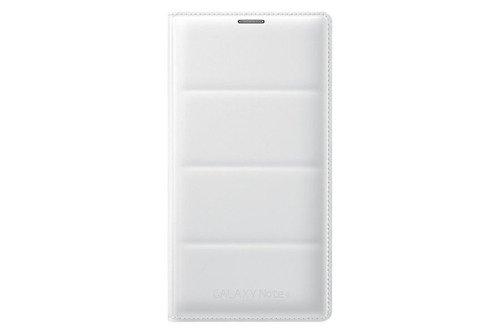 Samsung Etui Flip Wallet Białe  do Galaxy Note 4 EF-WN910BWEGWW