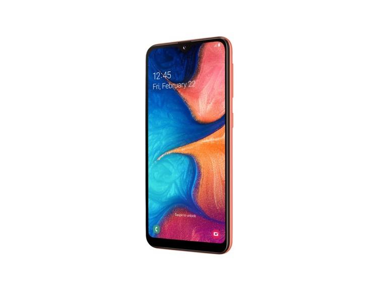 Samsung Galaxy A20e Dual SIM Pomarańczowy 3/32GB (SM-A202FZODXEO)