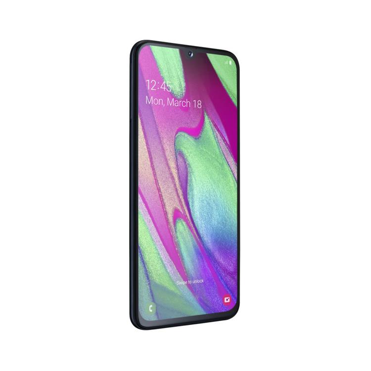 Samsung Galaxy A40 Czarny 4/64GB (SM-A405FZKDXEO)
