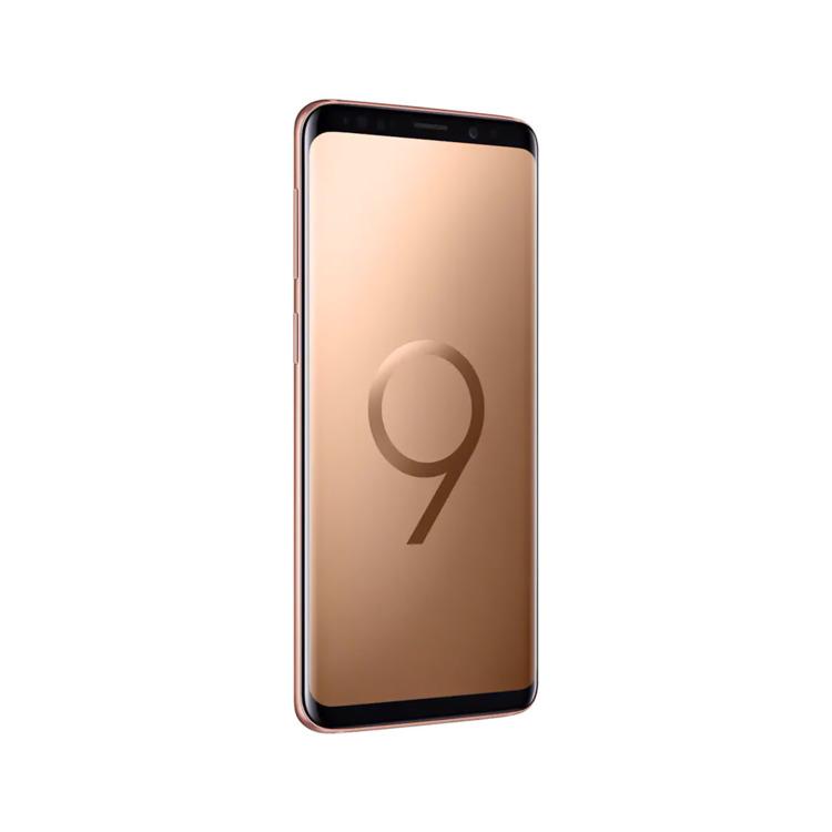 Samsung Galaxy S9 Gold/Złoty 4/64GB Duos (SM-G960FZDDXEO)