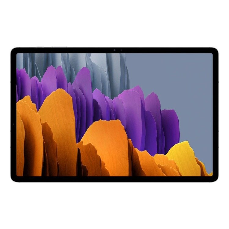 Samsung Galaxy Tab S7+ Srebrny (12.4') WiFi + 5G 6/128GB (SM-T976BZSAEUE)