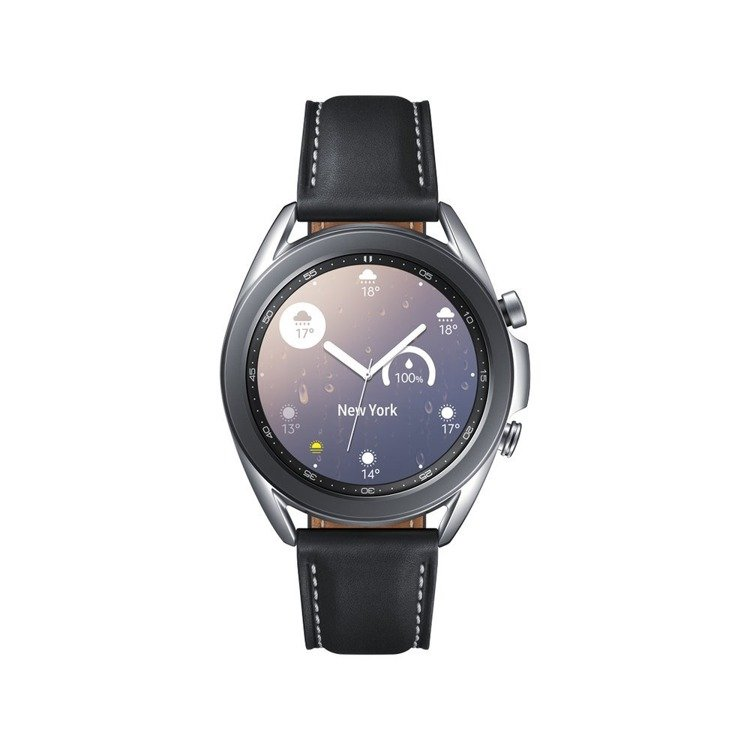 Samsung Galaxy Watch 3 Srebrny 41mm LTE (SM-R855FZSAEUE)