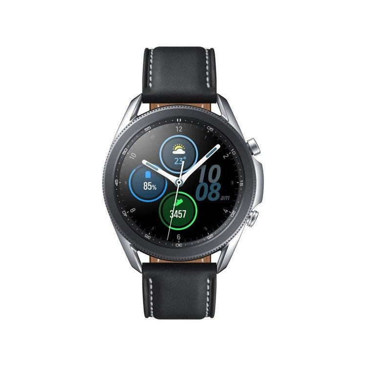 Samsung Galaxy Watch 3 Srebrny 45mm LTE (SM-R845FZSAEUE)