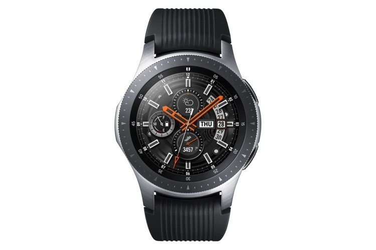 Samsung Galaxy Watch 46mm Silver | SM-R800NZSAXEO