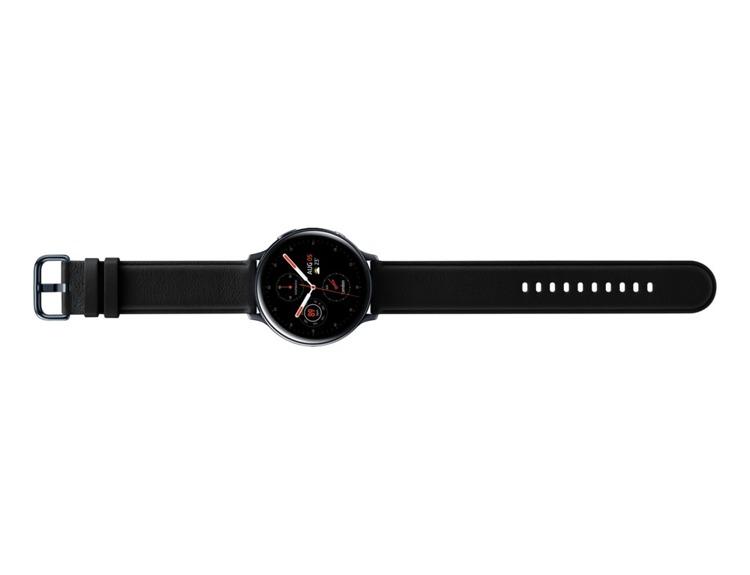 Samsung Galaxy Watch Active 2 Stal Czarny 44mm | SM-R820NSKAXEO